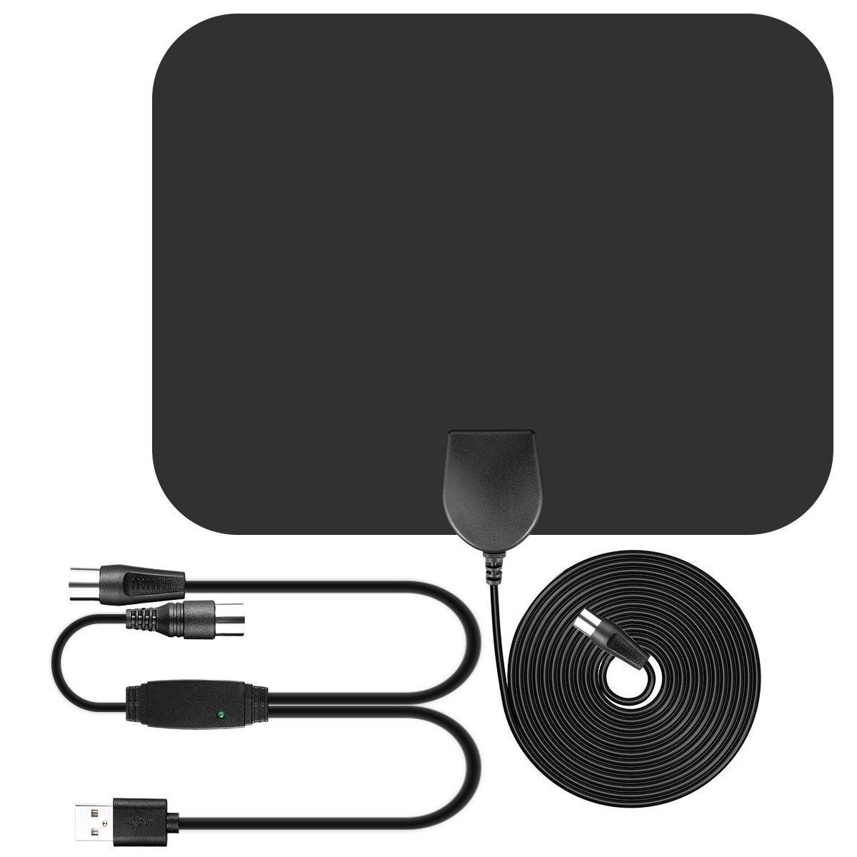 Antenne tv interieur : Un outil qui s'accroche au mur ?